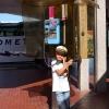 Makarska, на автовокзале