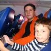 В самолете, рейс SU 2046