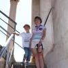 Split, на колокольне собора св. Домния