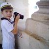 Split, юный фотограф