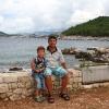 На острове Lokrum