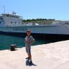 Makarska, пристань