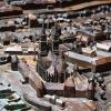 Загреб, макет старого города