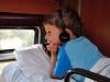 В купе поезда 481 Москва-Новороссийск
