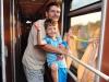 В вагоне поезда 481 Москва-Новороссийск