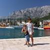 Makarska, порт
