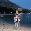 Последний вечер в Makarska