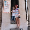 Split, вход на колокольню собора св. Домния