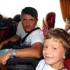 В автобусе до Дубровника