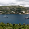 На острове Lokrum, форт Royal