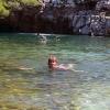 На острове Lokrum, озеро