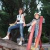 Srebreno, детская площадка