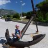 Srebreno, порт