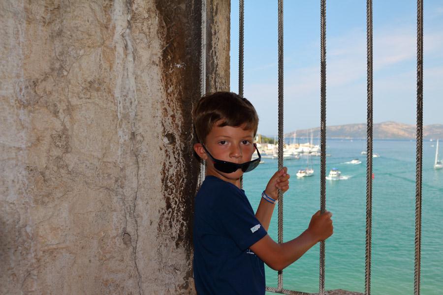 Trogir, крепость Kamerlengo