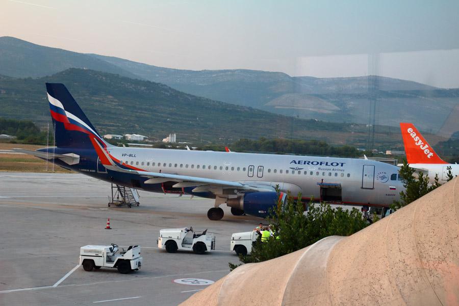 Аэропорт Сплит