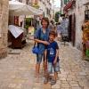 Trogir, старый город