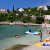 Остров Ciovo, Okrug Gornji, пляж