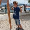 Остров Ciovo, Slatine, детская площадка