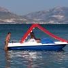 Остров Ciovo, Arbanija, катамаран