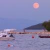 Остров Ciovo, вечер в Slatine