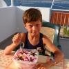 На террасе с мороженым