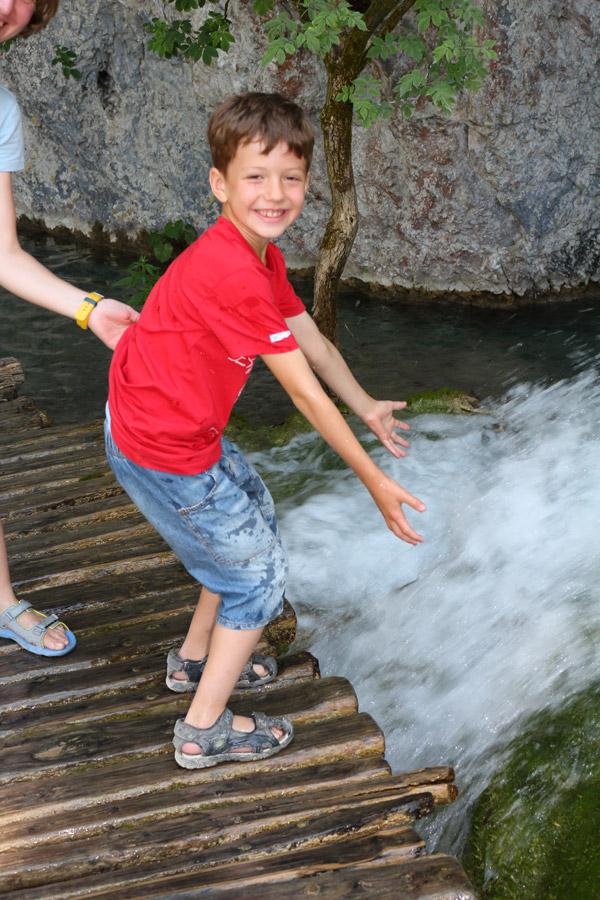 Экскурсия на Плитвицкие озера