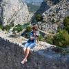 Омиш, крепость Mirabella (Peovica)