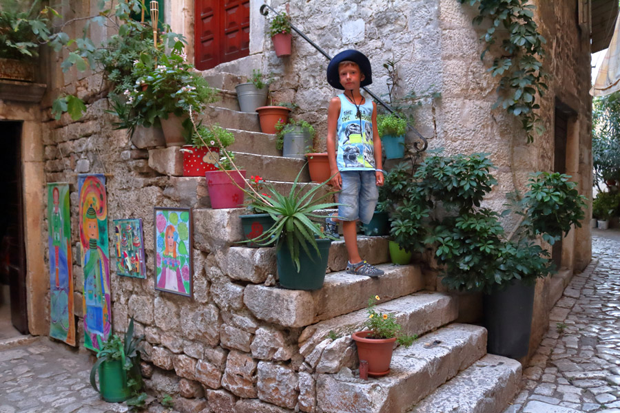 Остров Ciovo, Trogir