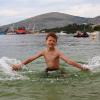 Остров Ciovo, Trogir, пляж