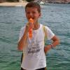 Остров Ciovo, Trogir, сладолед