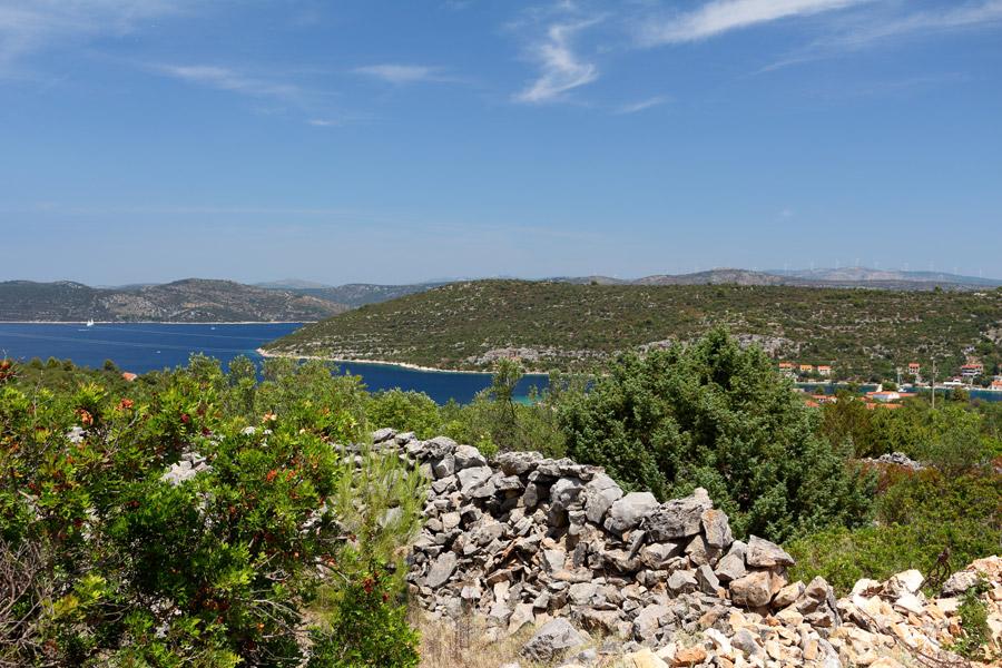 Остров Drvenik Veli.