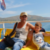 По пути на остров Drvenik Veli.