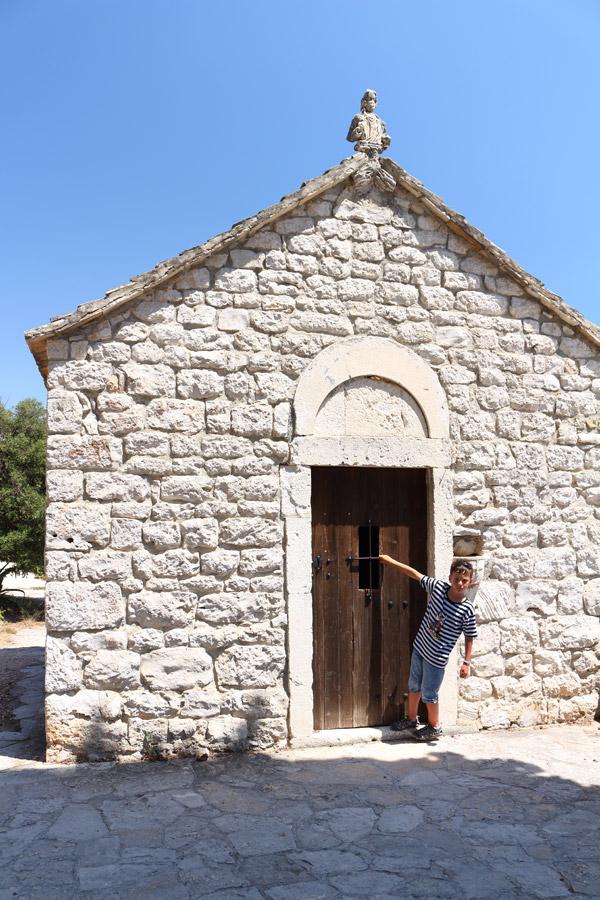 Split, холм Marjan