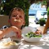 Makarska, ресторан отеля Biokovo