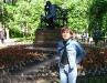 015. Памятник Пушкину.