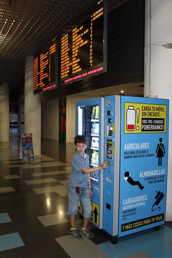 Автовокзал Бенидорма