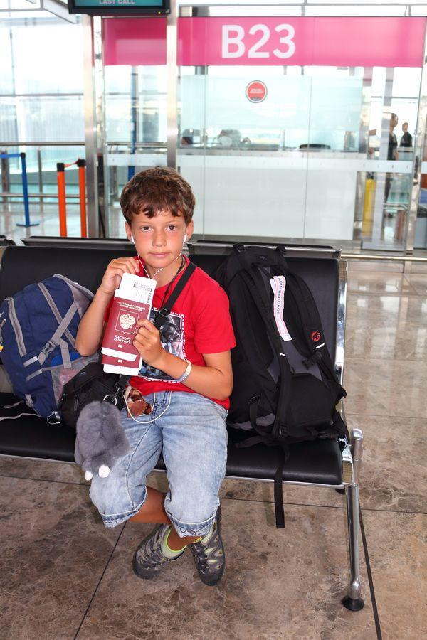 Alicante, аэропорт