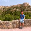 Alicante, крепость Santa Barbara