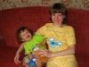 02. Антоха с мамой.